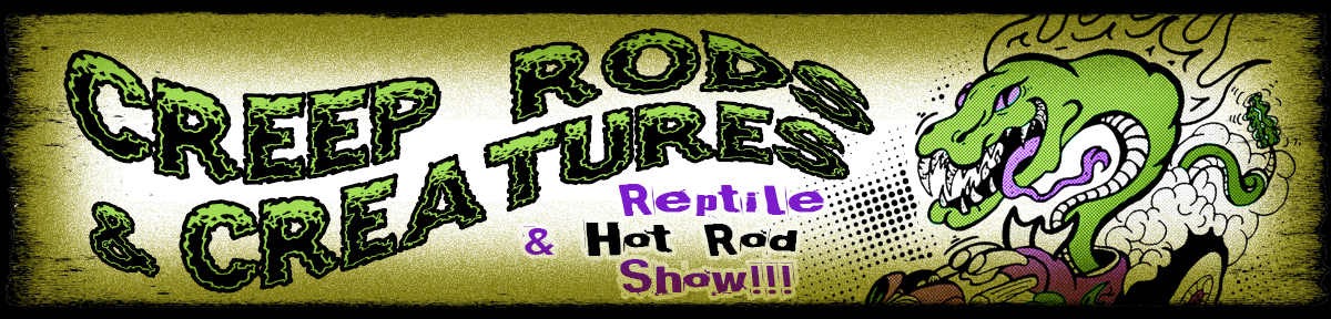 Creep Rods and Creature!